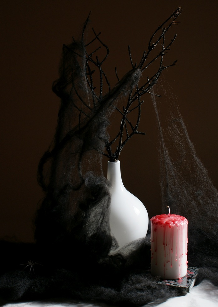 easy halloween diy decorations francinesplaceblog