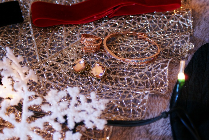 bling jewelry accessory christmas outfit