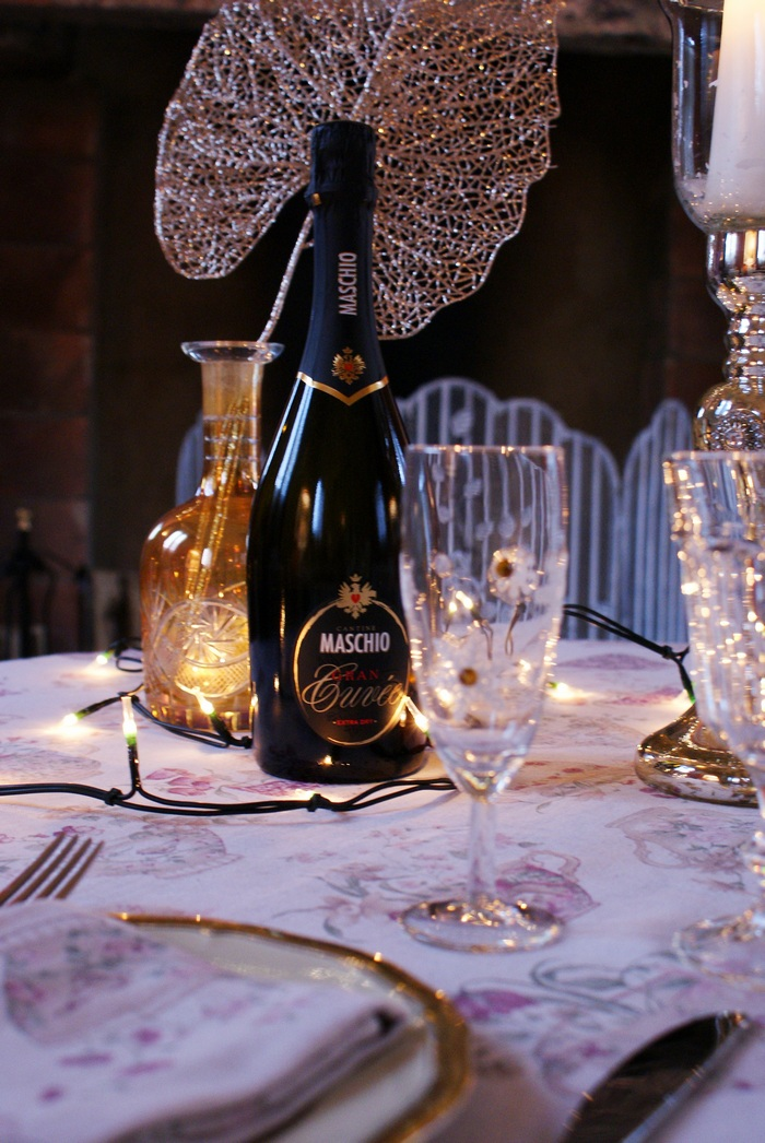 holiday sparkling wine italian idea
