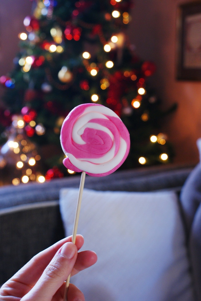 francinesplaceblog #fpblogxmas christmas candies fondant icing