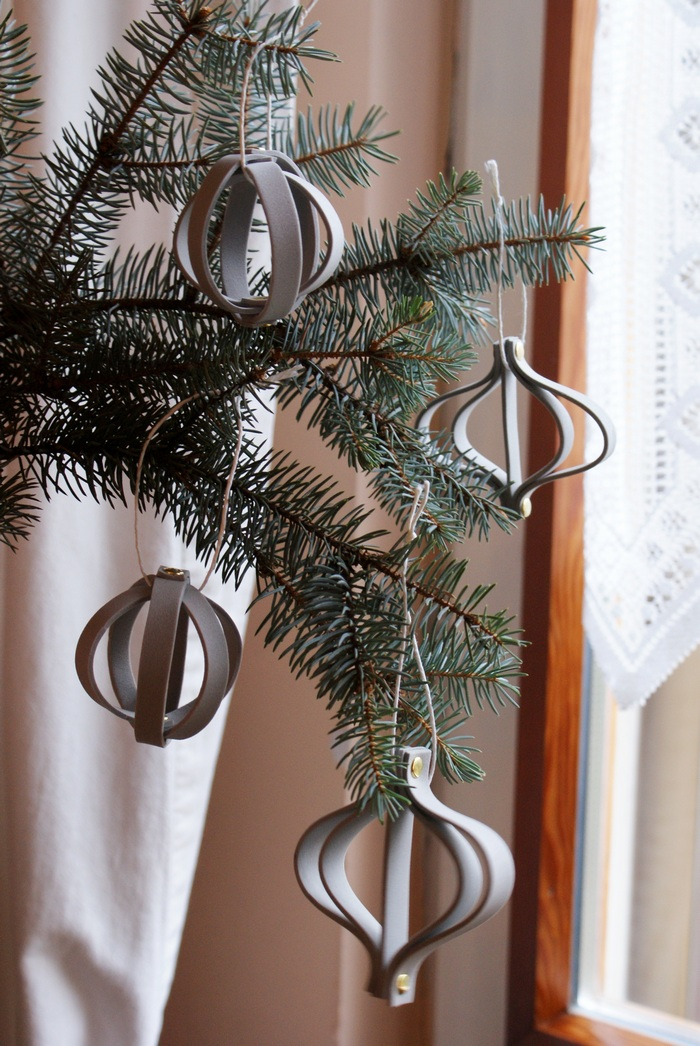 decorazioni albero natale minimal francinesplaceblog