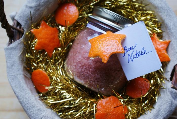 sali bagno faidate arancia cannella natale