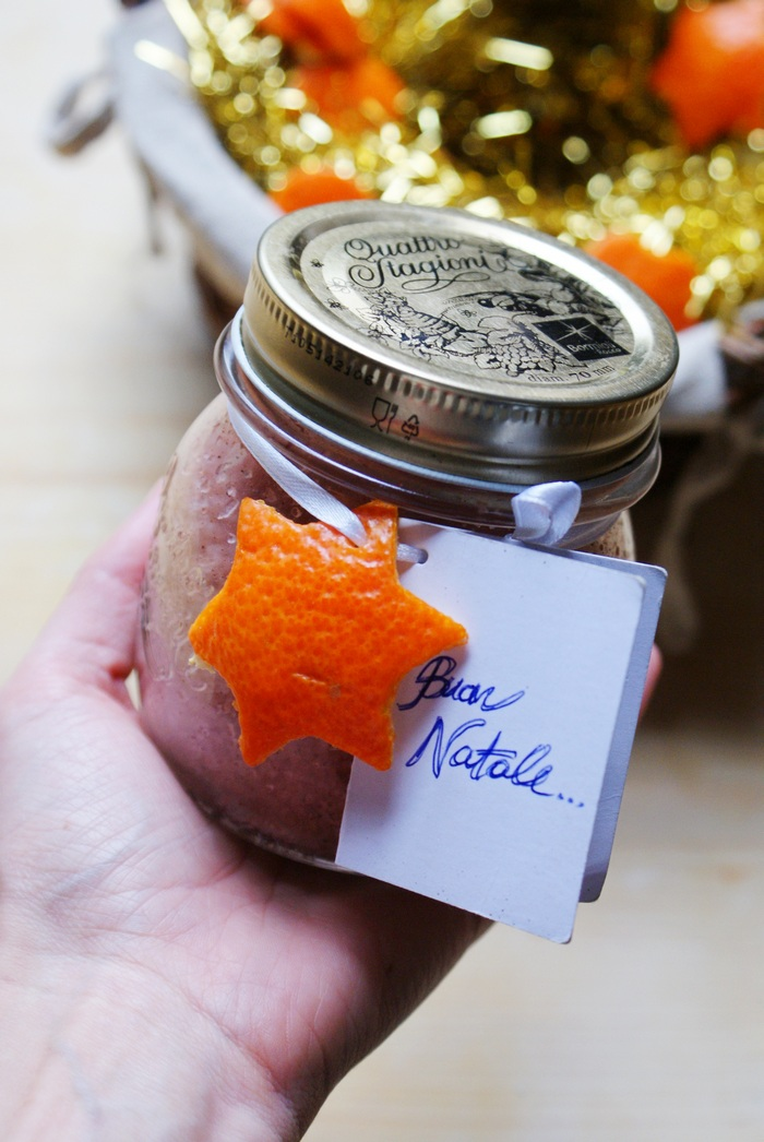 diy orange cinnamon bath salts