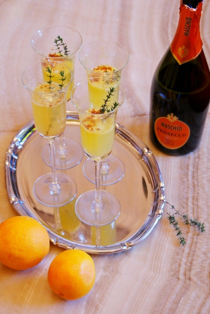 prosecco cocktail recipe maschio francinesplaceblog