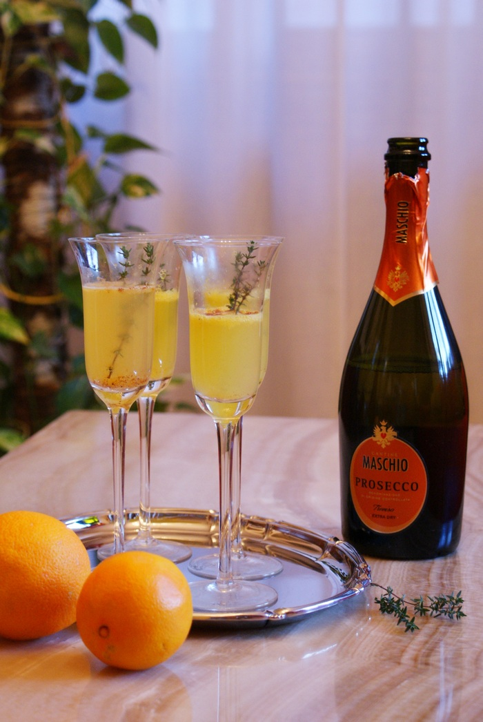 prosecco cocktail recipe francinesplaceblog maschio