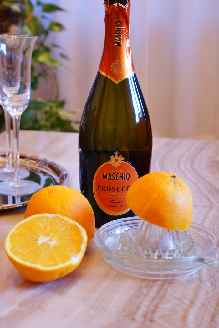 ricetta prosecco cocktail natale feste francinesplaceblog