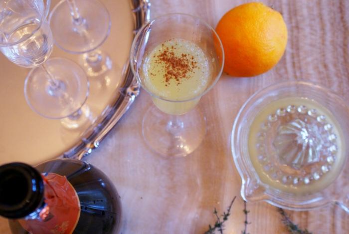 prosecco cocktail ricetta maschio natale