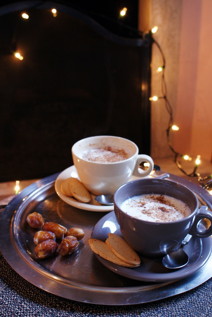 homemade cinnamon latte recipe diy