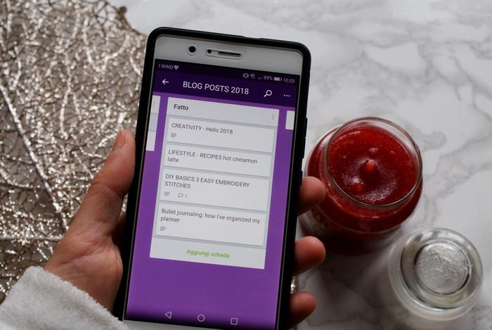 recensione app trello blogger consigli