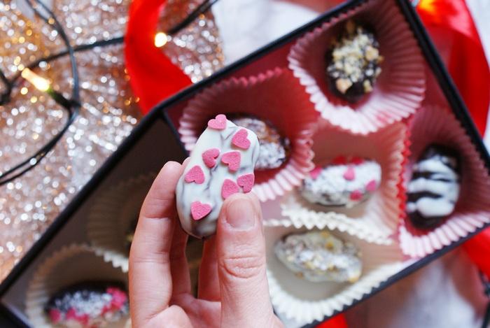 san valentino cioccolatini faidate ricetta