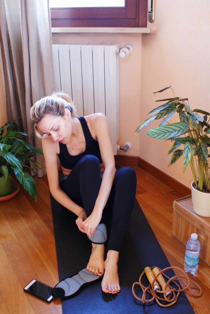 wellness fitness tips home workout
