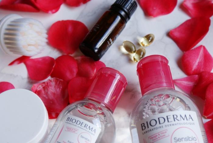 bioderma micellar water review blogger
