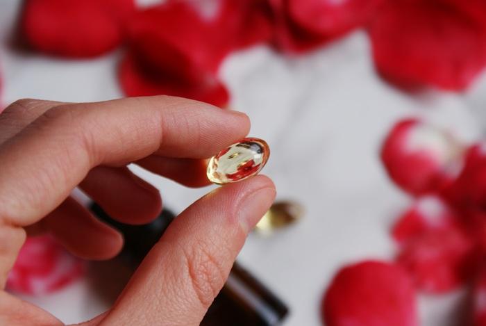 beauty tips skincare pill collagen