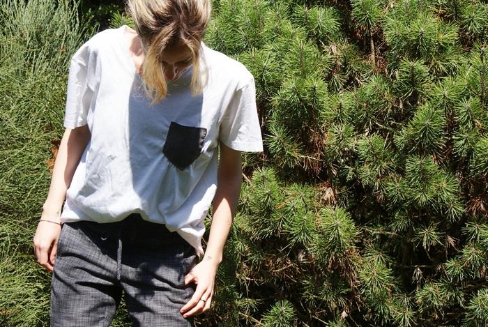 maglietta taschina faidate cucito francinesplaceblog