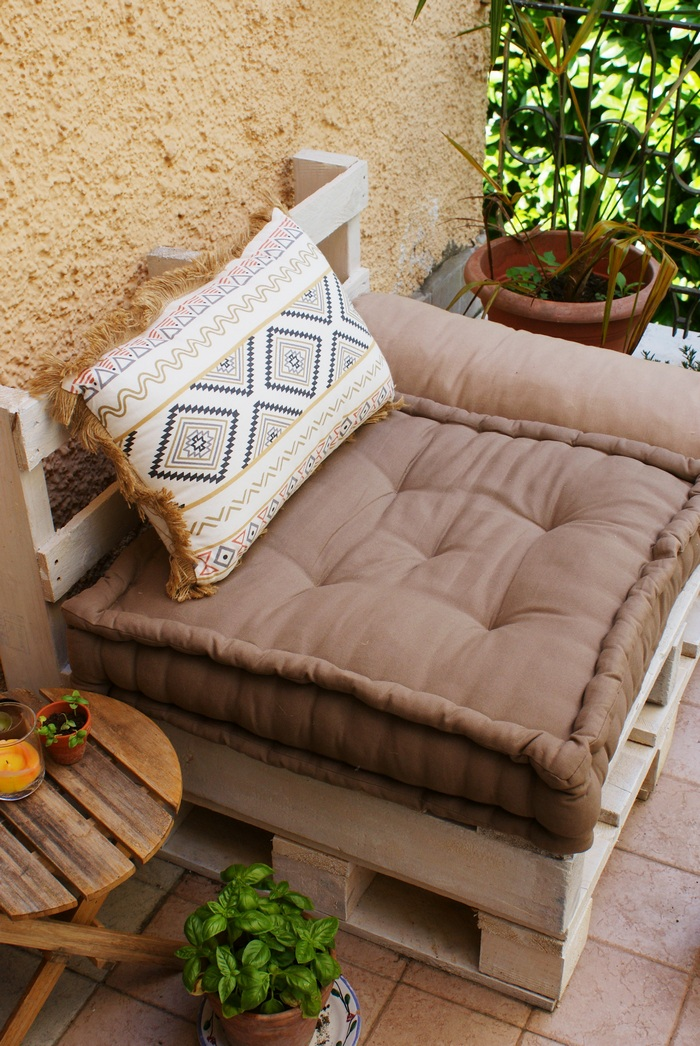 faidate bancali mobili divano esterno giardino