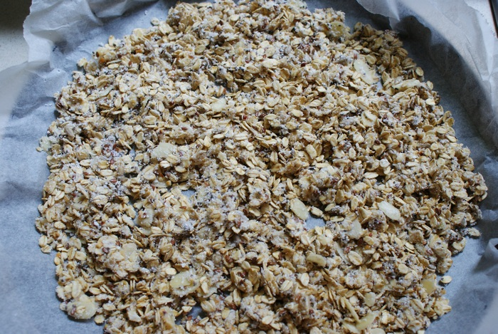 crispy muesli recipe homemade granola