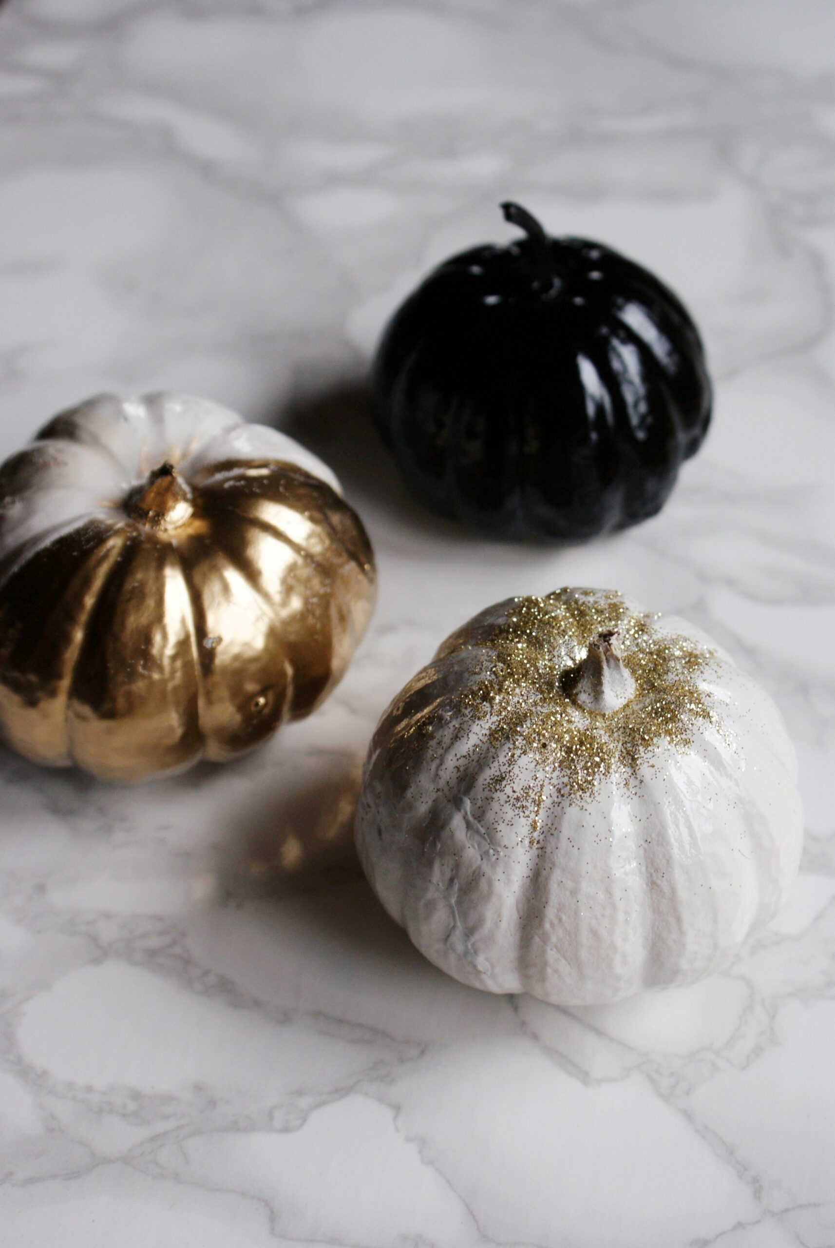 diy painted luxury halloween pumpkins francinesplaceblog