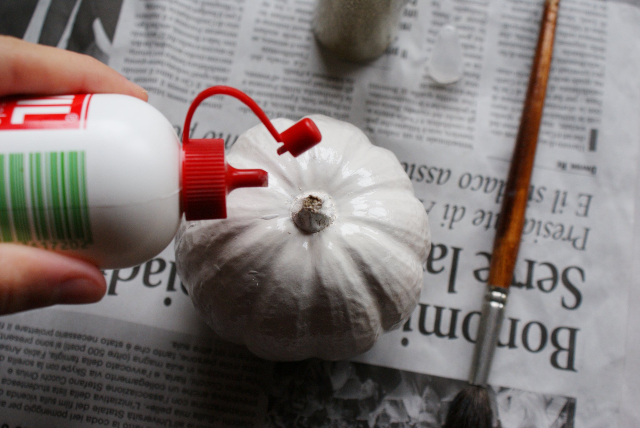 diy painted luxury halloween pumpkins