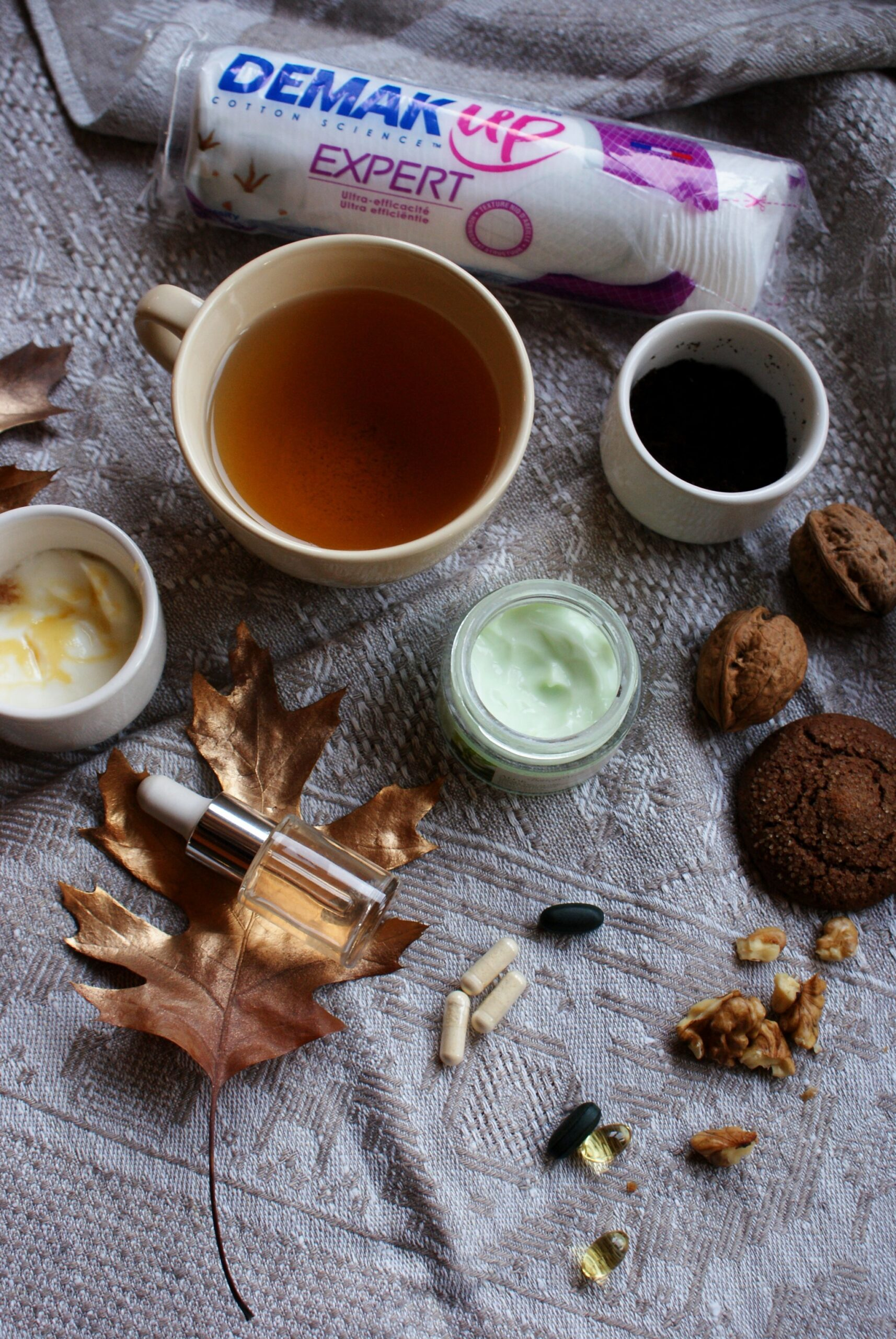 fall beauty routine tips winter