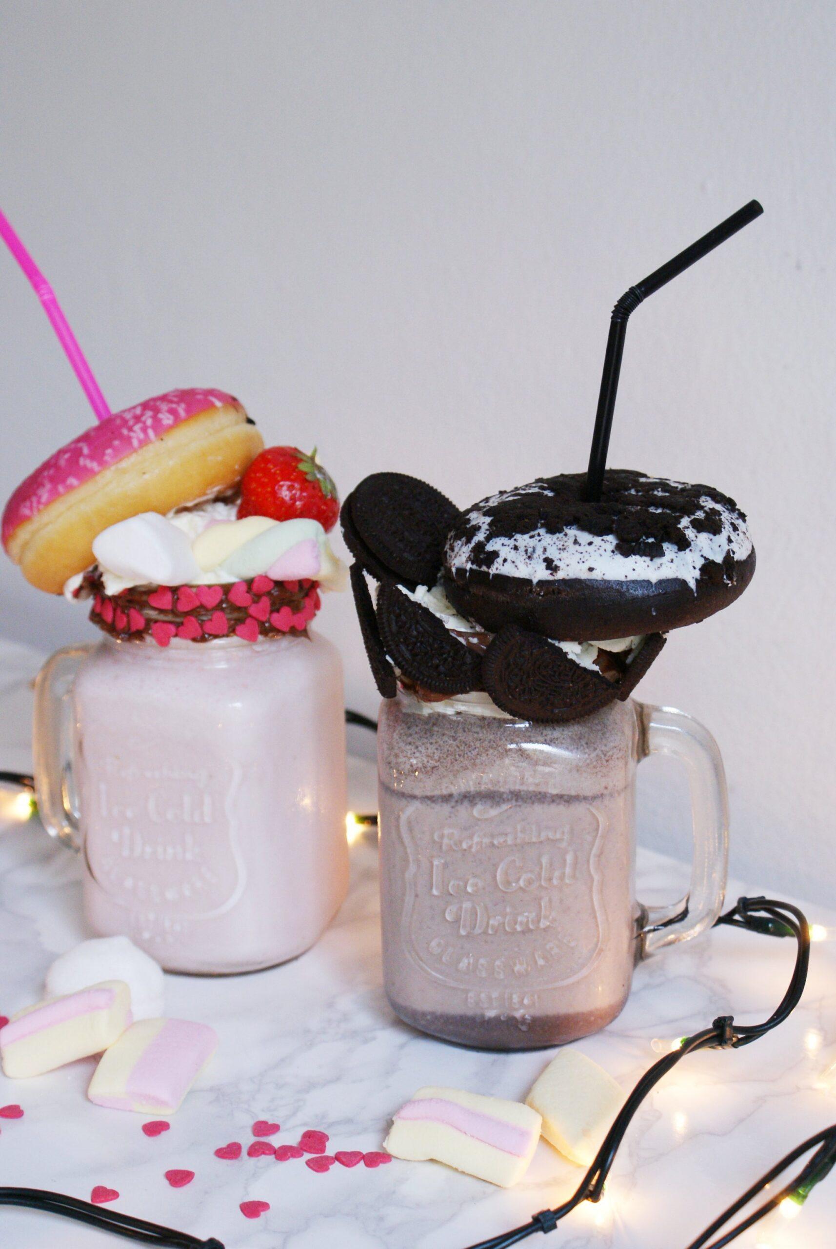 marshmallow oreo freakshake recipe francinesplaceblog