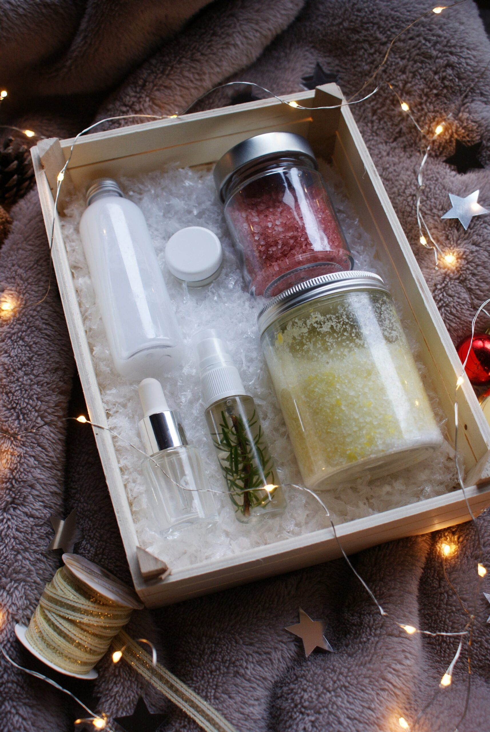 diy beauty spa kit gift francinesplaceblog