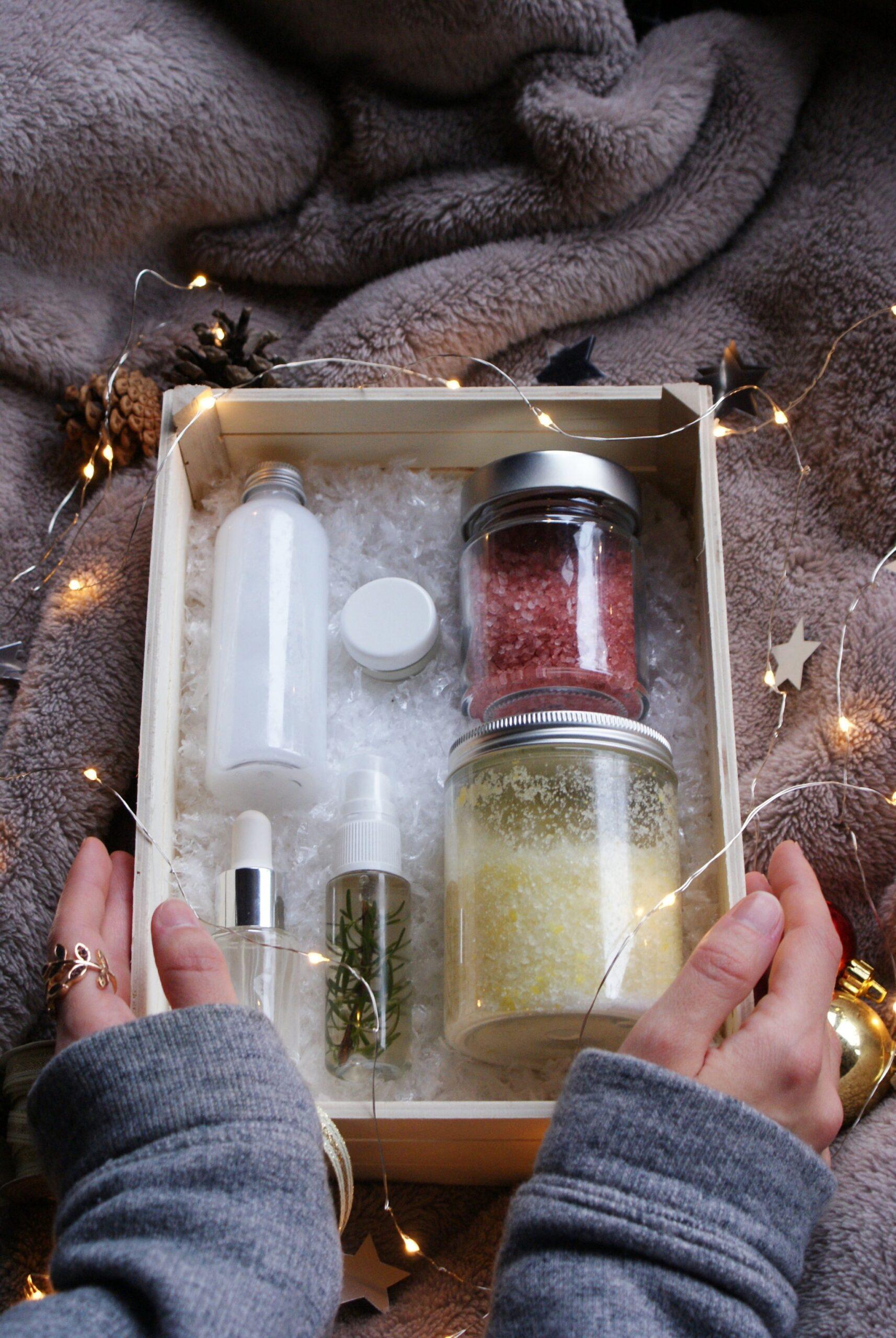 kit bellezza prodotti regalo faidate