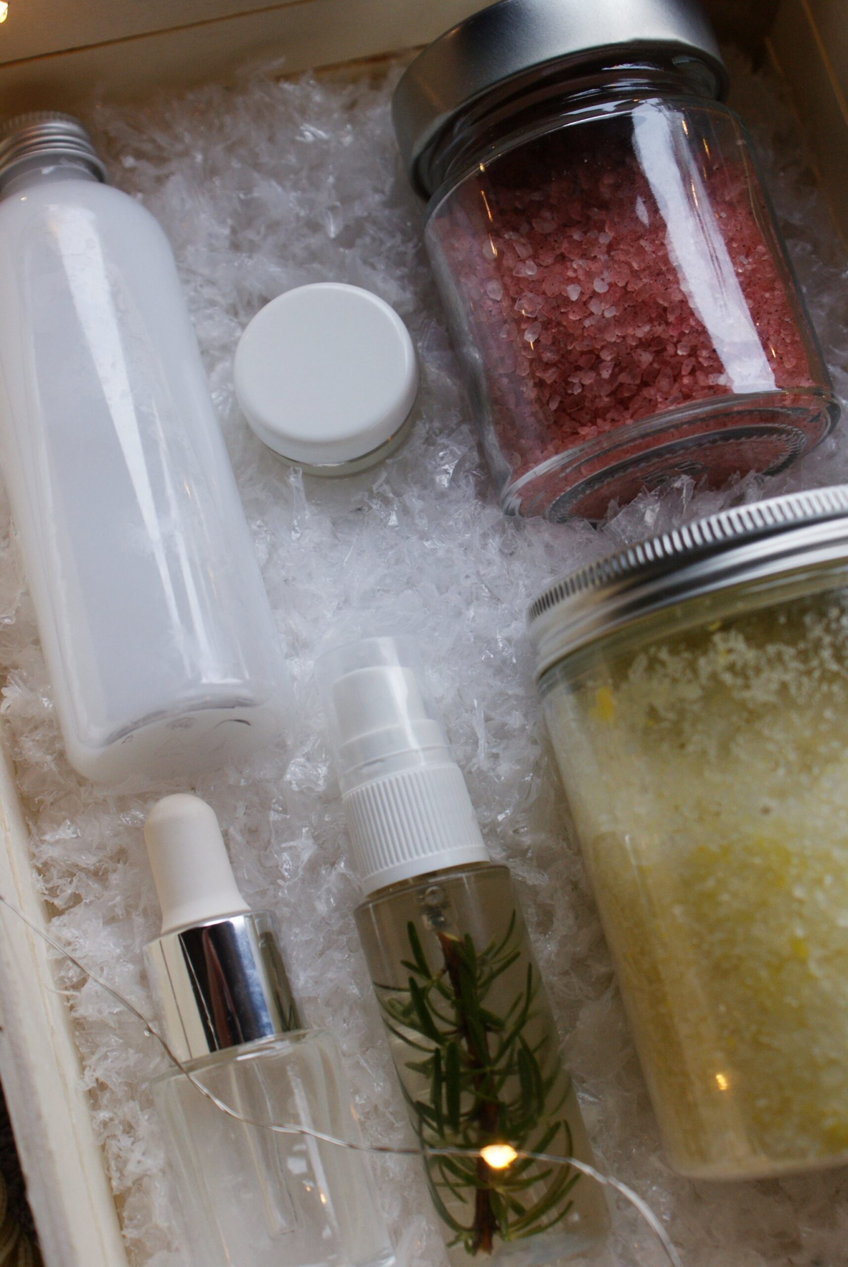 diy natural beauty products recipe