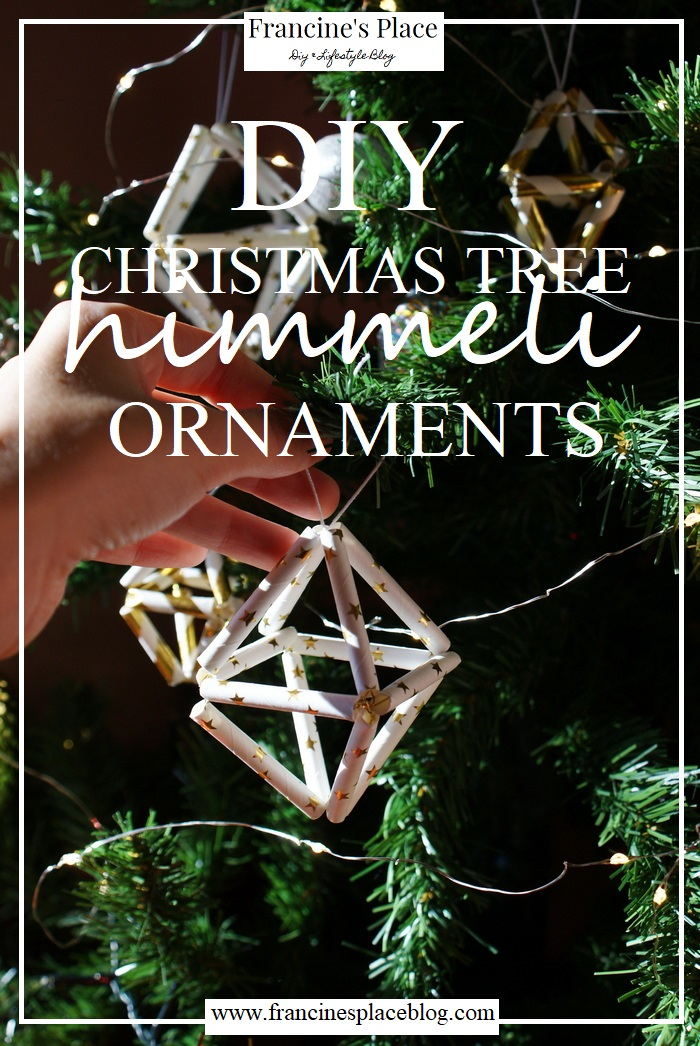 diy himmeli christmas ornaments francinesplaceblog