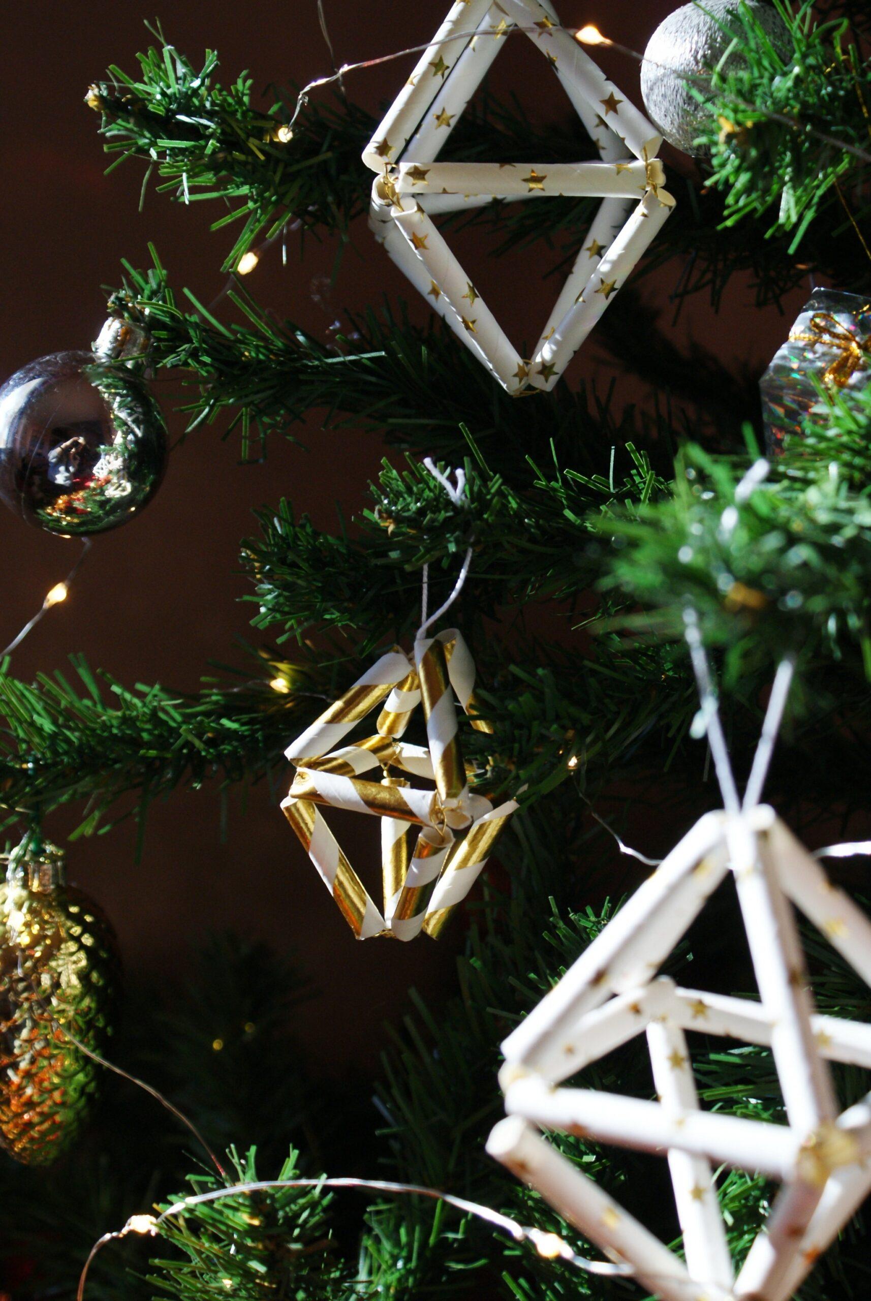 himmeli albero natale faidate decorazioni