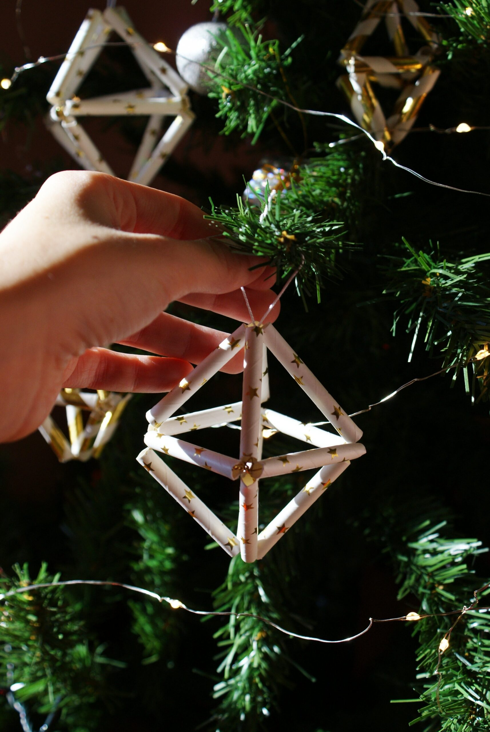 diy christmas tree ornaments ideas