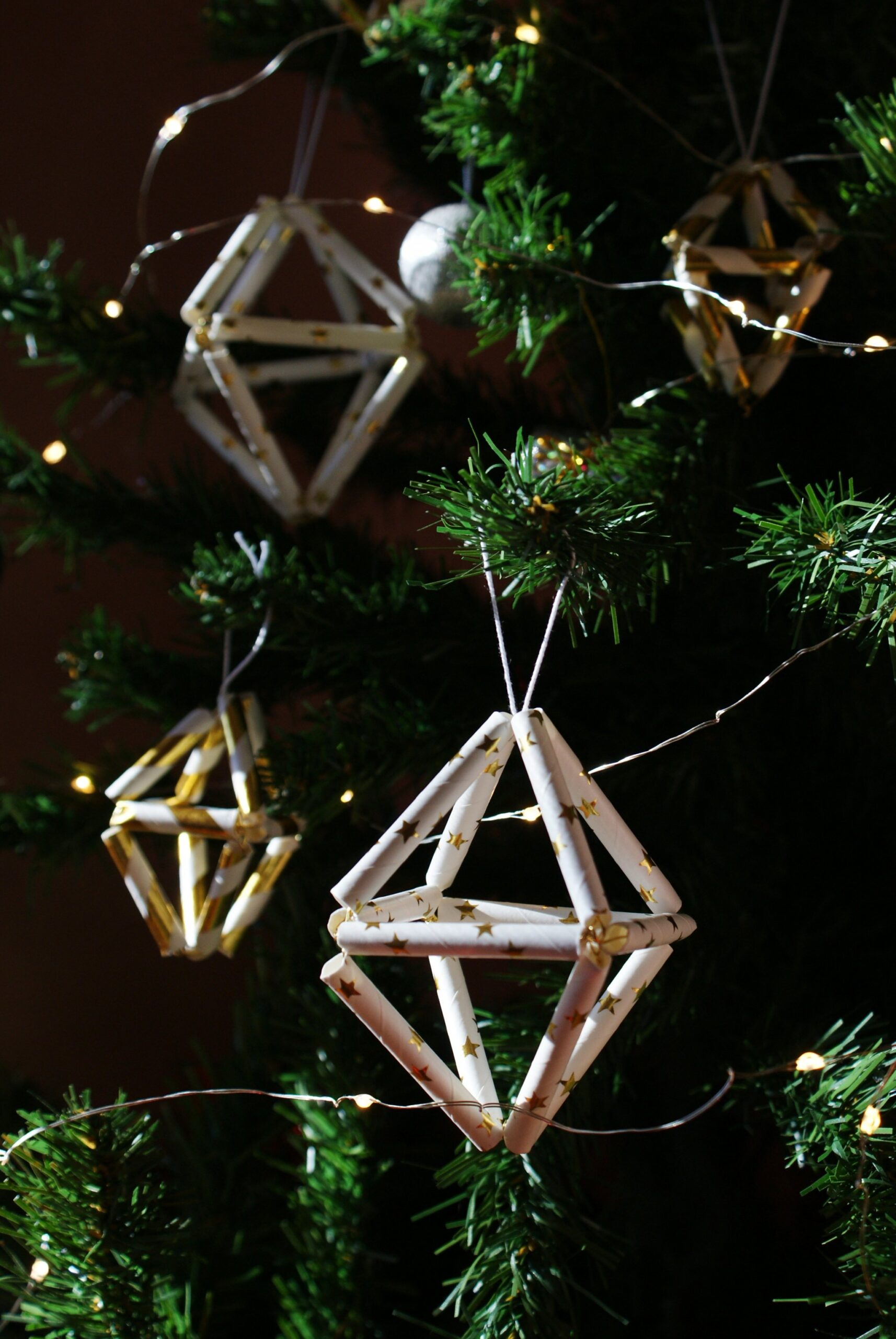 christmas ornaments diy decoration minimalist