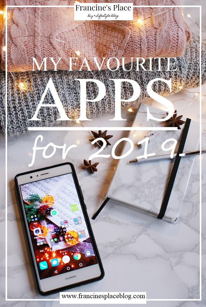 2019 favourite app review francinesplaceblog