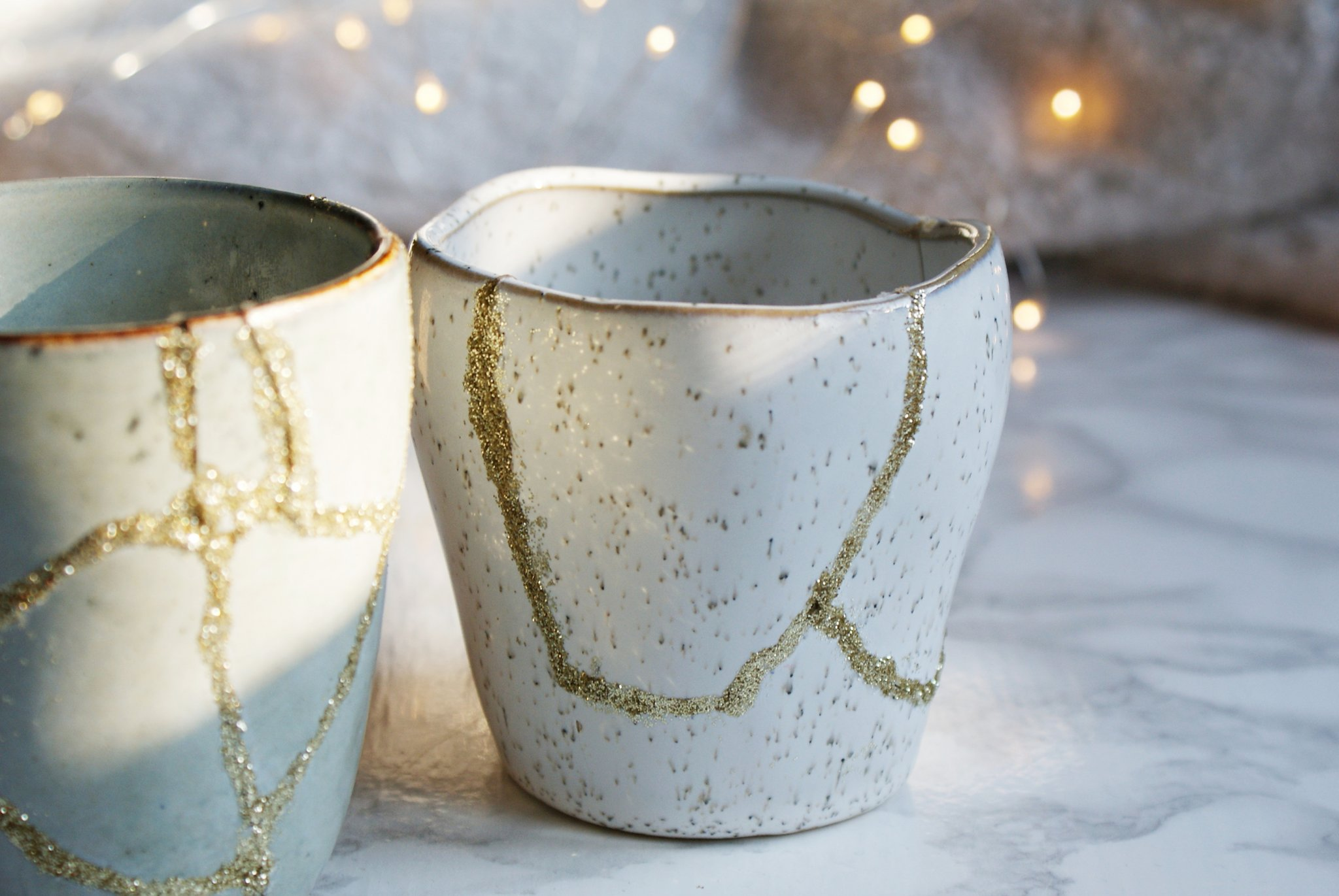 how to japanese kintsugi diy