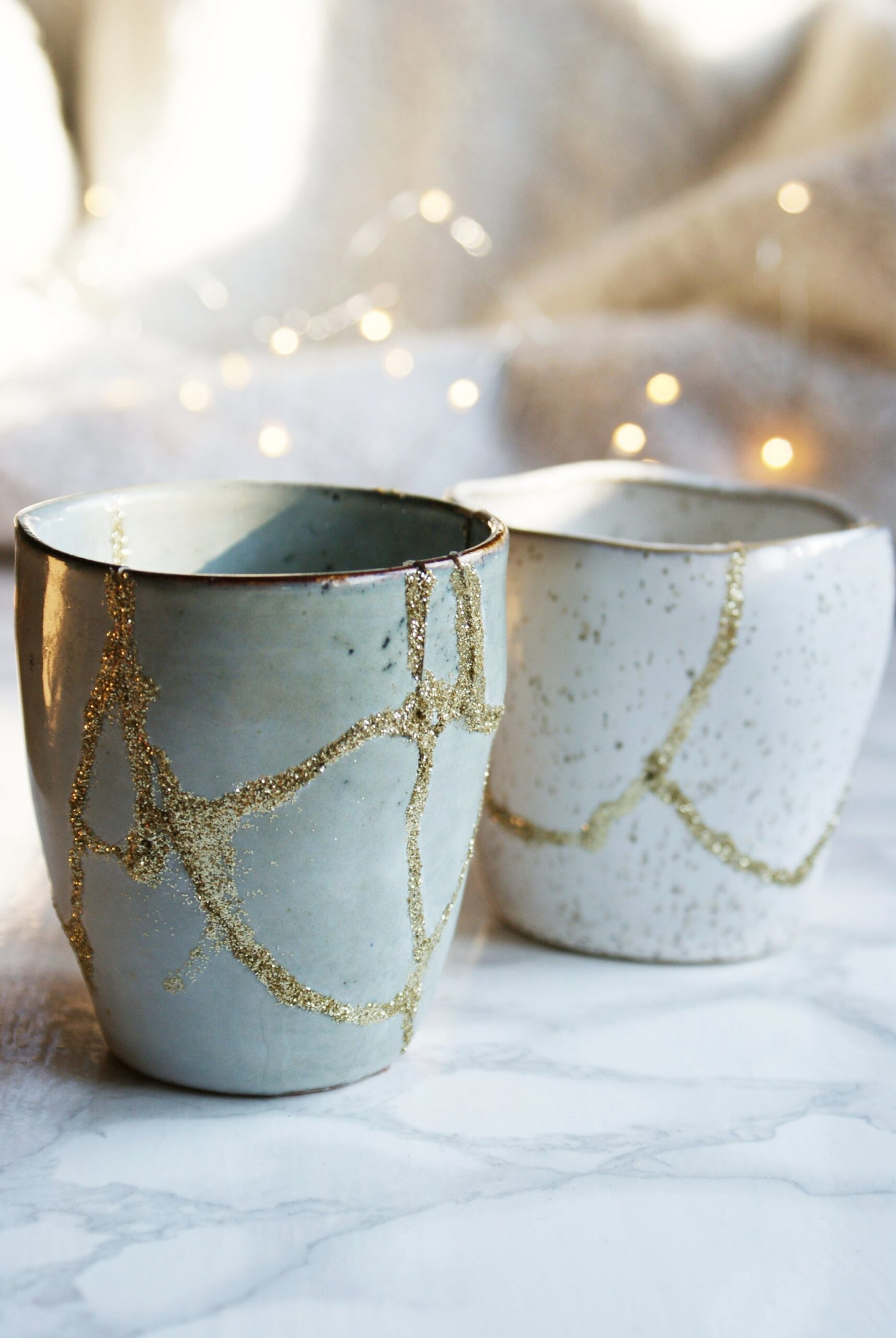 diy japanese kintsugi repair tutorial