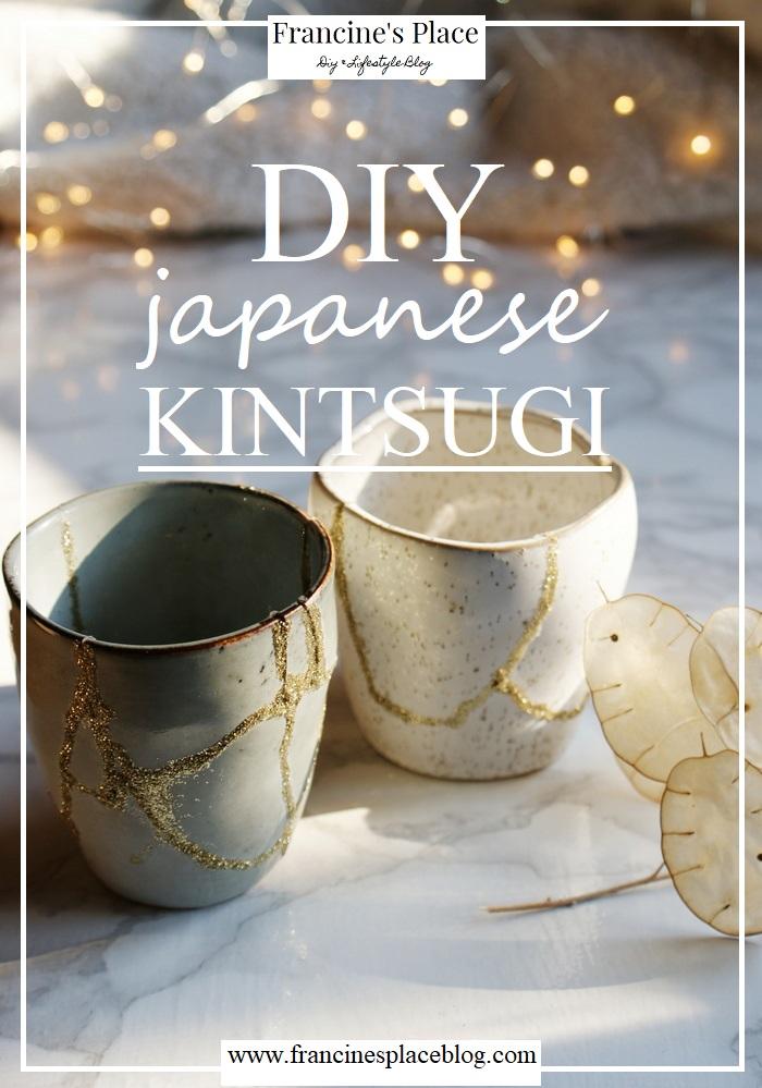 diy japanese kintsugi repair francinesplaceblog