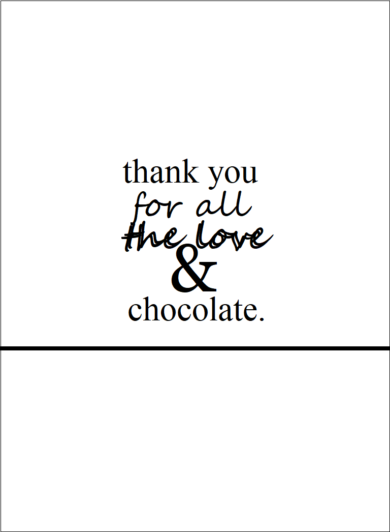 free printable chocolate wrapper francinesplaceblog