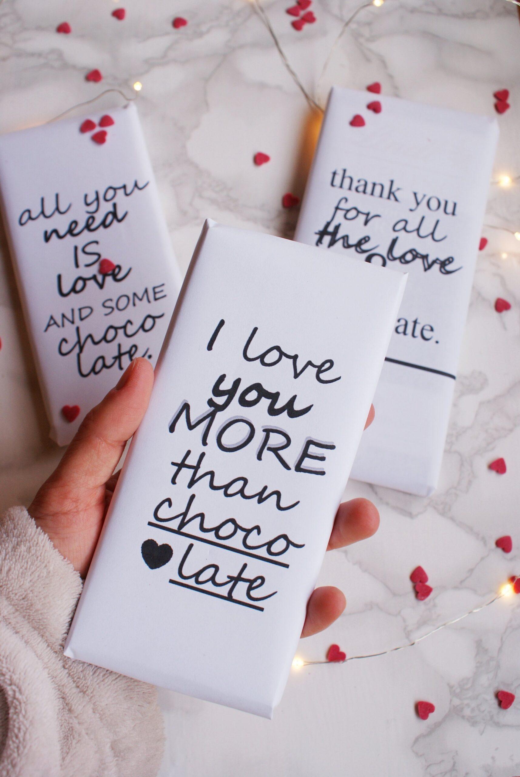 faidate regalo valentino cioccolato idee