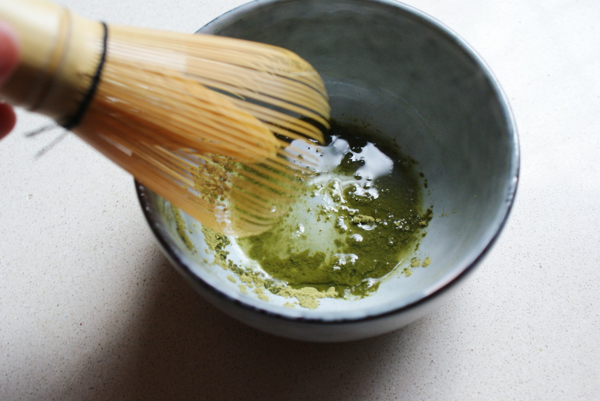 make matcha tea recipe tutorial