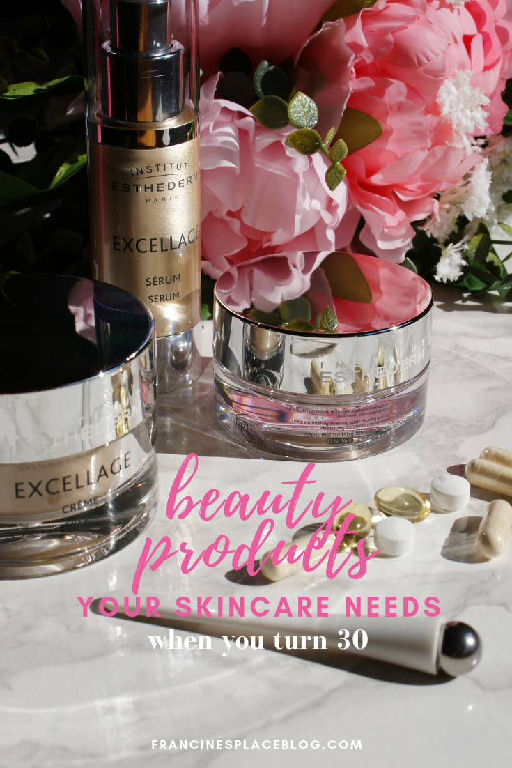 which beauty skincare products over 30 tips hacks francinesplaceblog