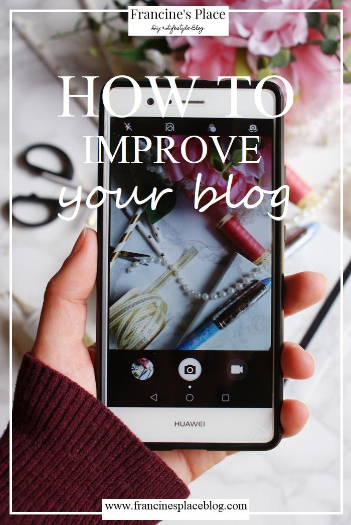 grow improve blog guide ultimate francinesplaceblog