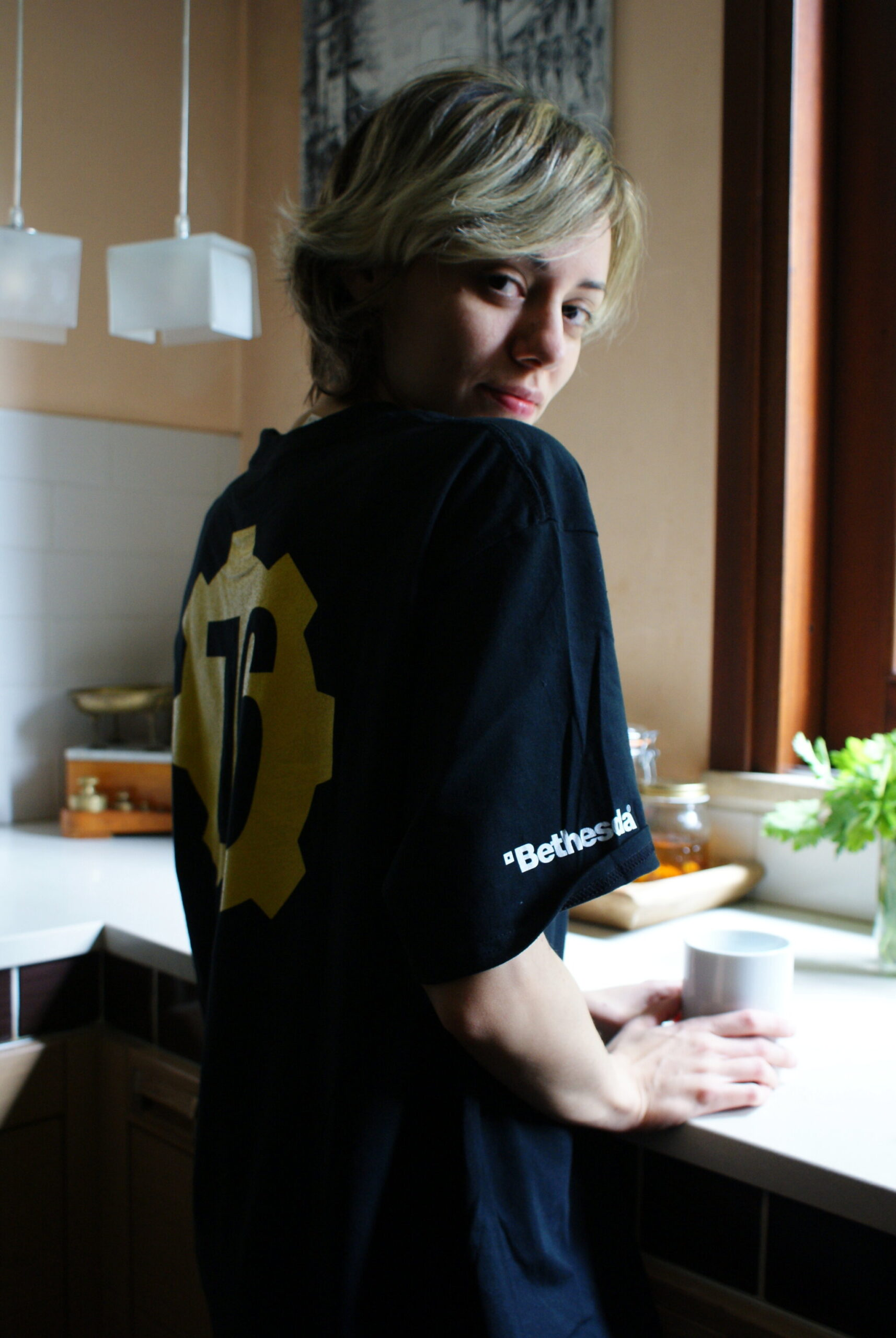 bethesda fallout76 model girl italian elisa blogger