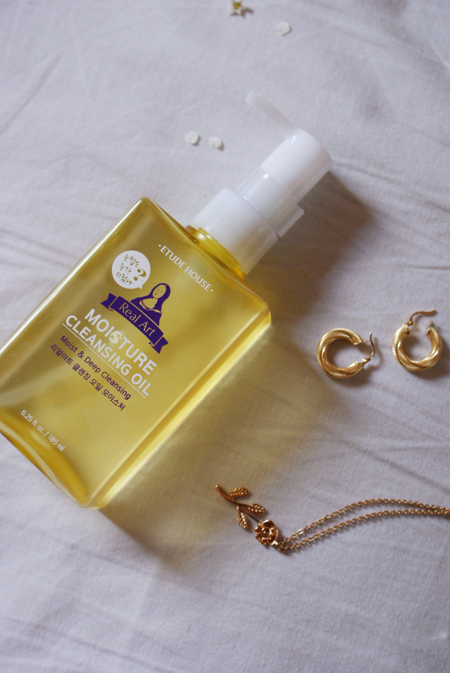 etude house oil review beauty cleansing