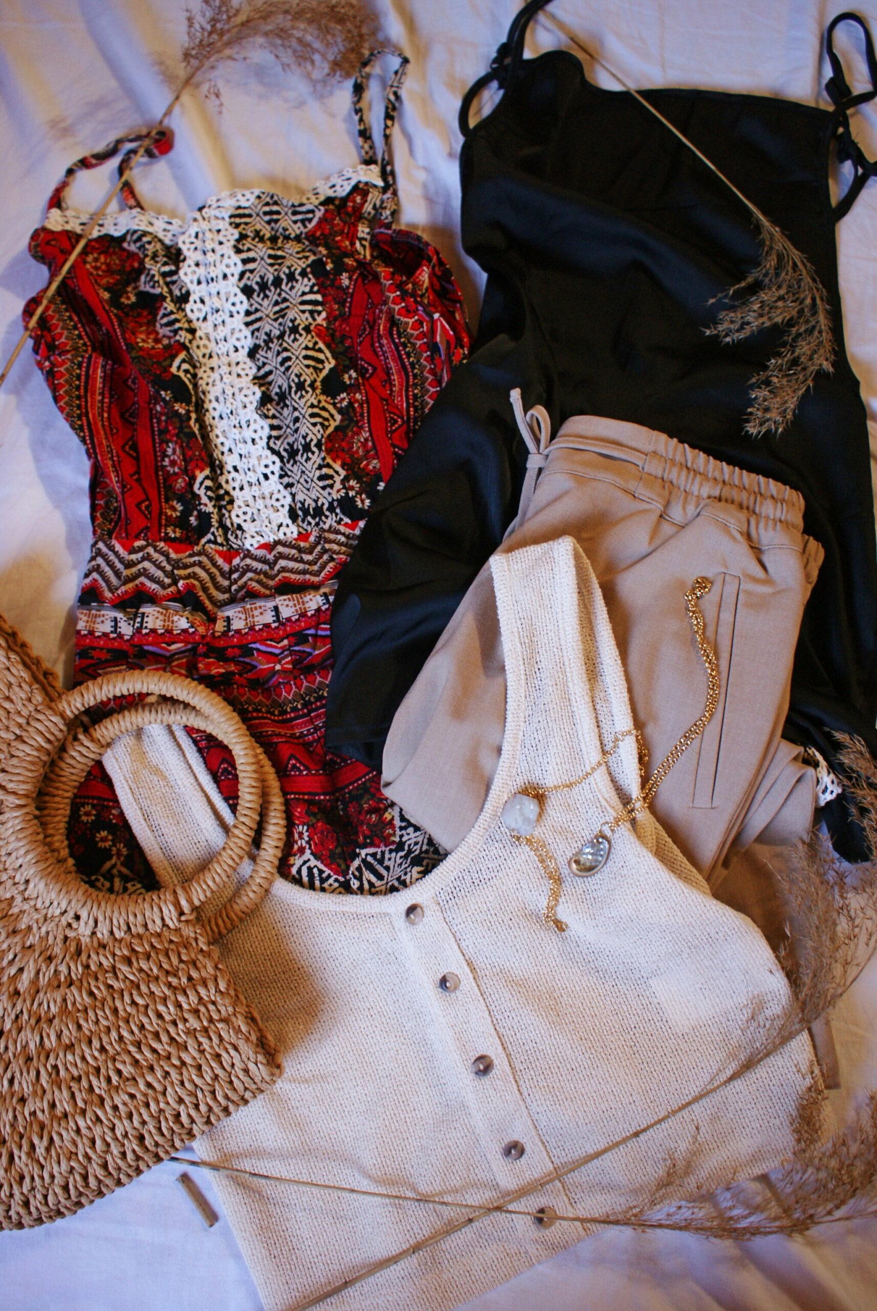5 articoli di base per l'abbigliamento essenziale per guardaroba estivo francinesplaceblog