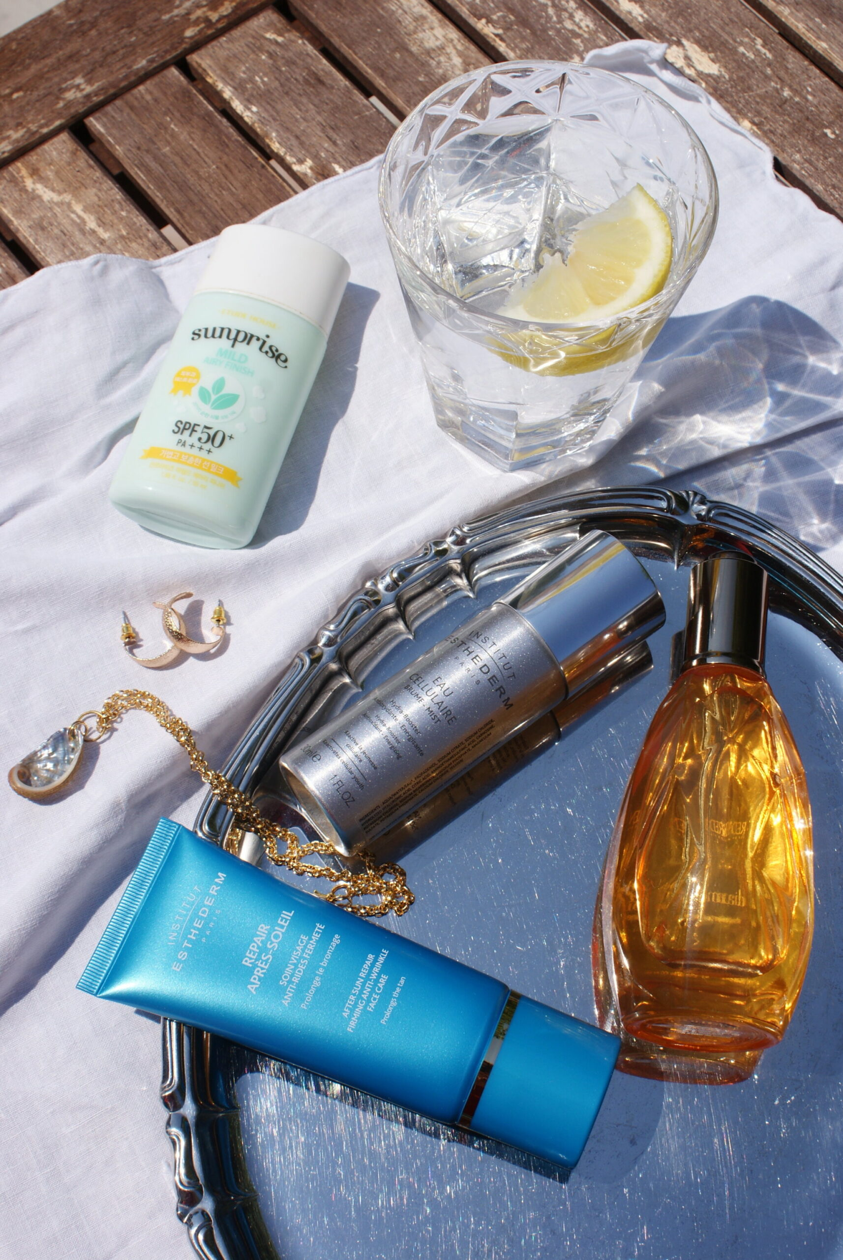 summer must have skincare products francinesplaceblog