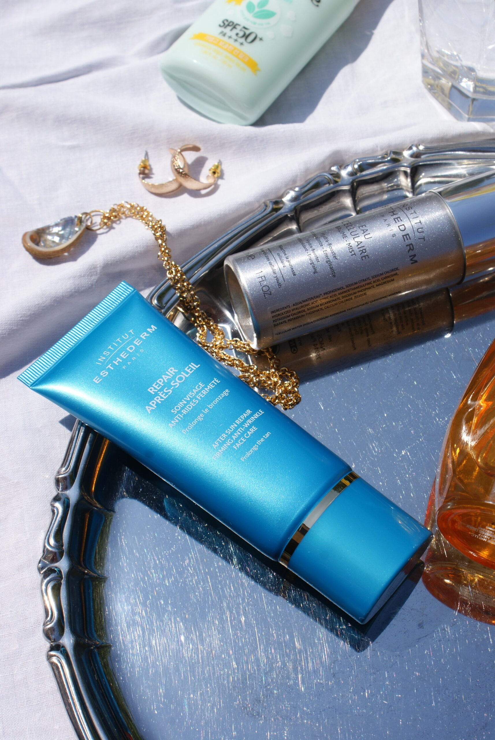 skincare must have products routine korean