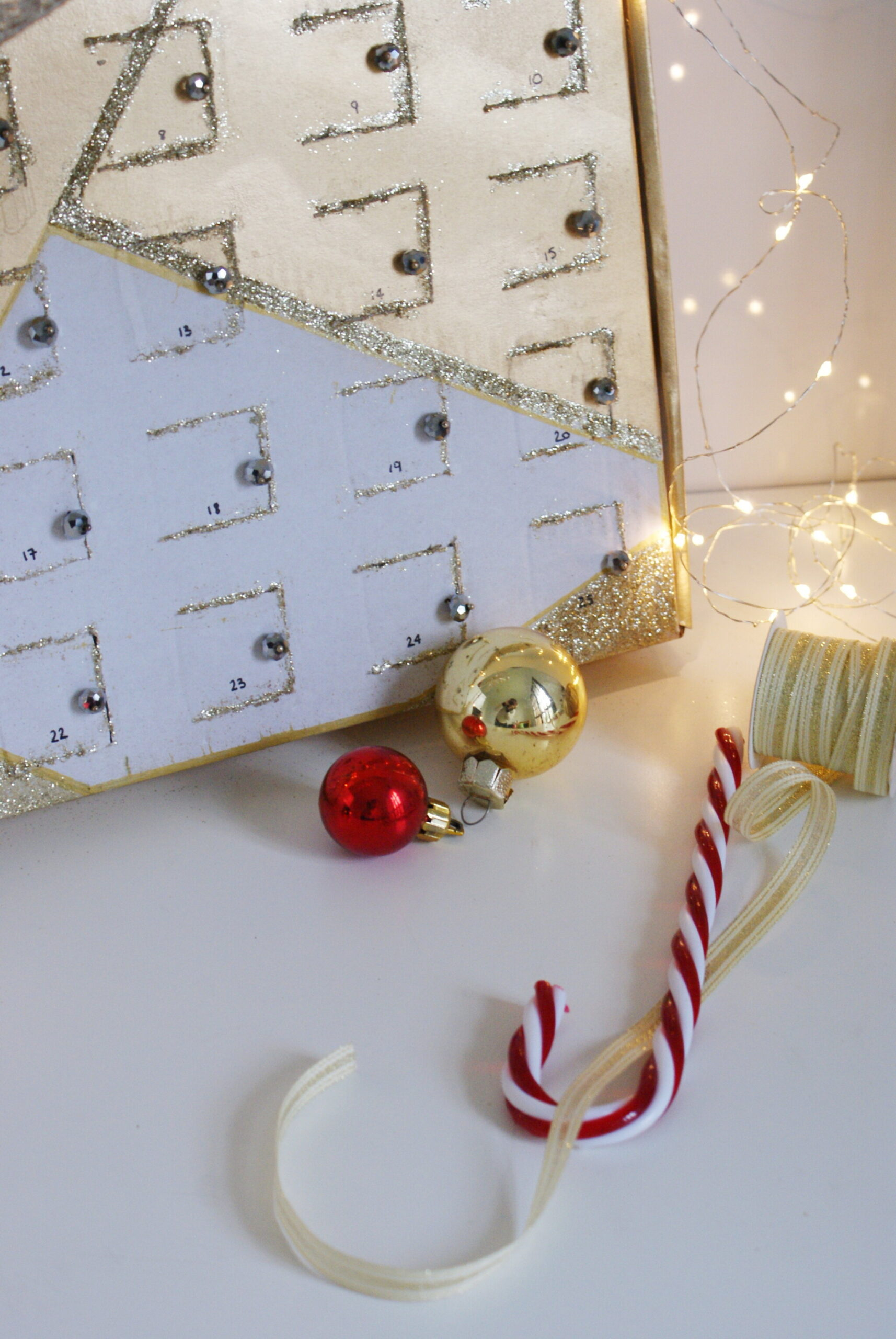 diy handmade advent calendar ideas chocolate box tutorial