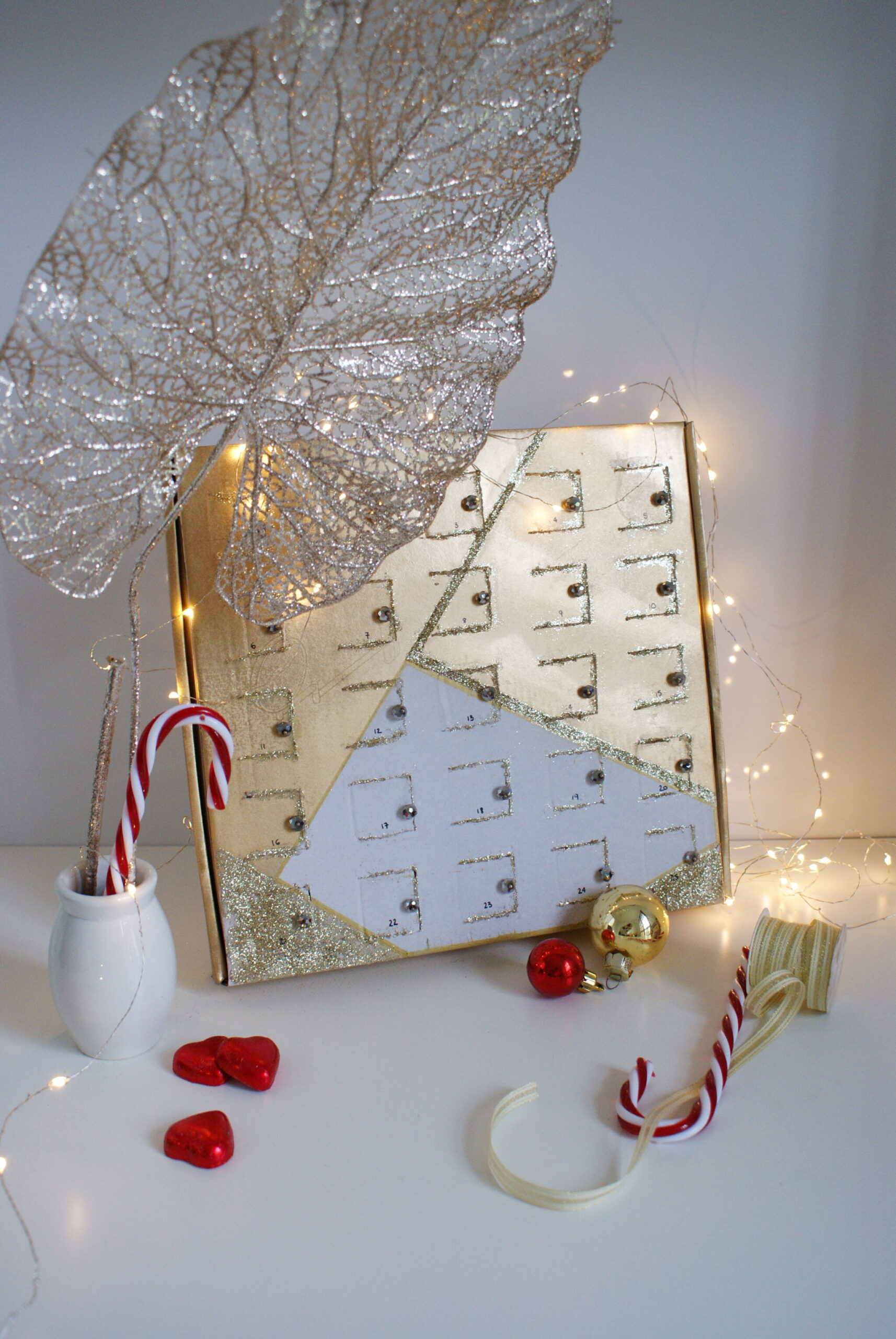 diy advent calendar genius idea last minute reusable box