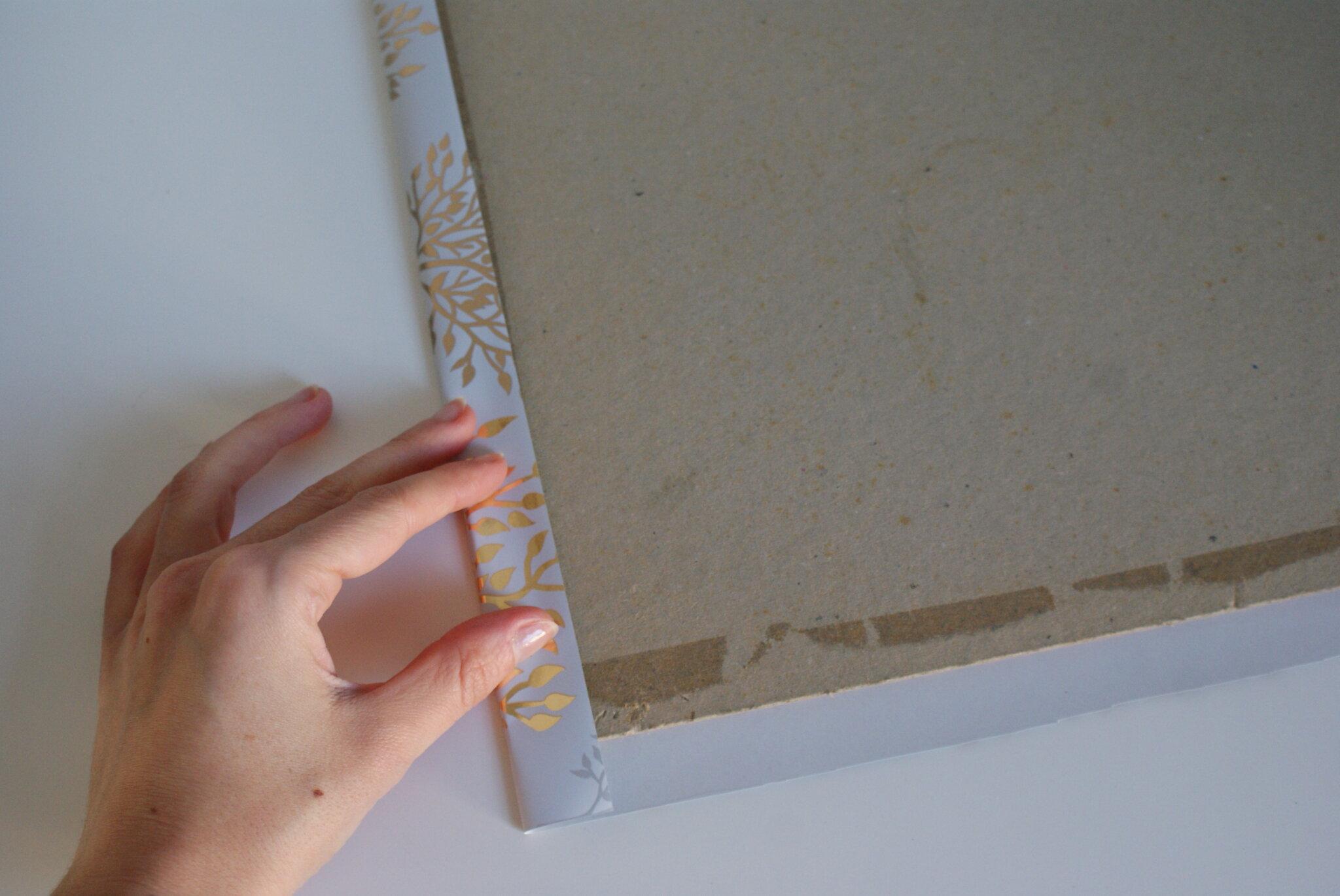 tutorial fai da te lavagna lavagnetta cancellabile facile veloce francinesplaceblog