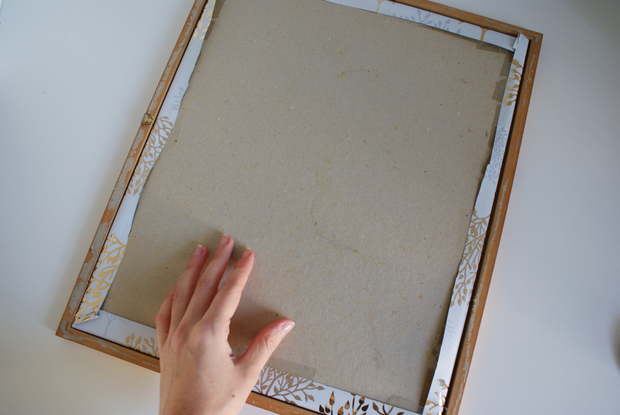 diy dry erase board 5 minute cheap tutorial handmade dollar store