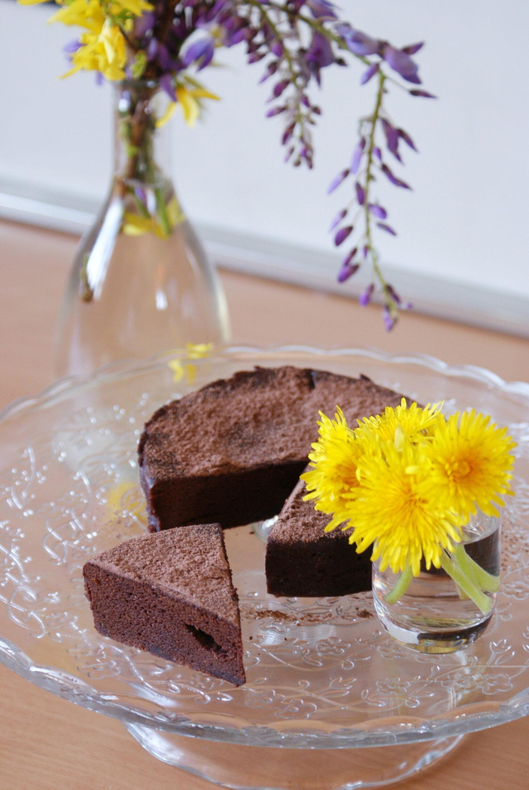 torta tortina cioccolato casa ricetta microonde 10 dieci minuti facile soffice francinesplaceblog